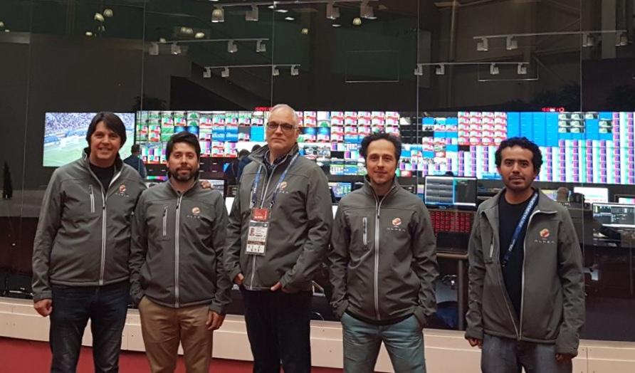 Russia WC 2018_Aldea team