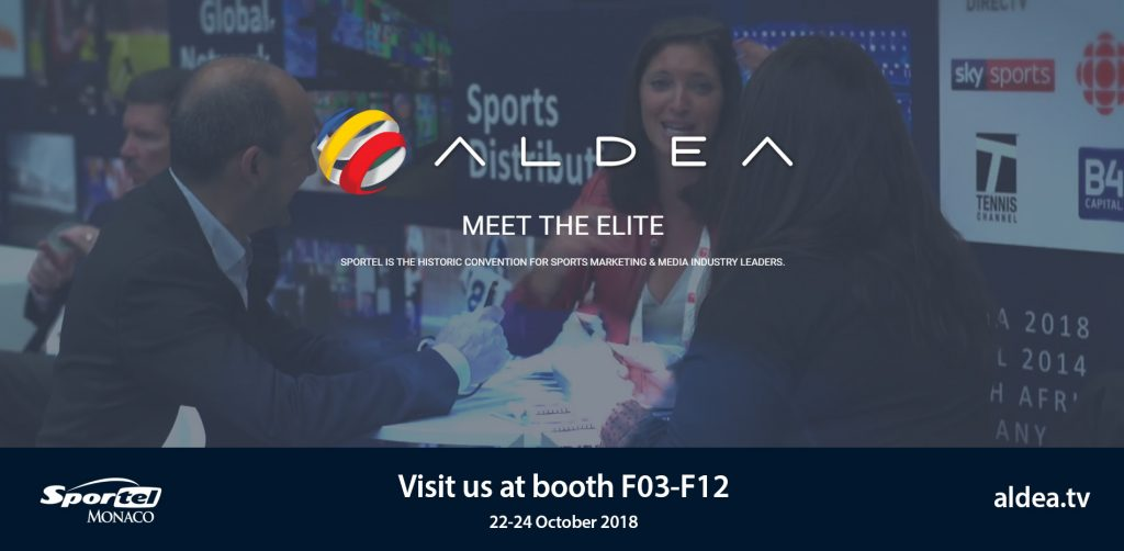 Sportel Monaco 2018 - FB and LI Picture